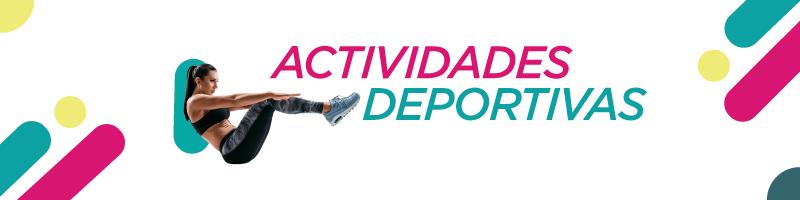 Actividades deportivas - La ceja