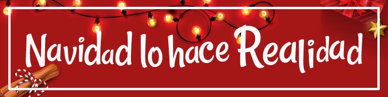 Navidad lo hace realidad - Barranquilla