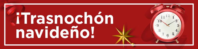 Trasnochon navideño - Tunja