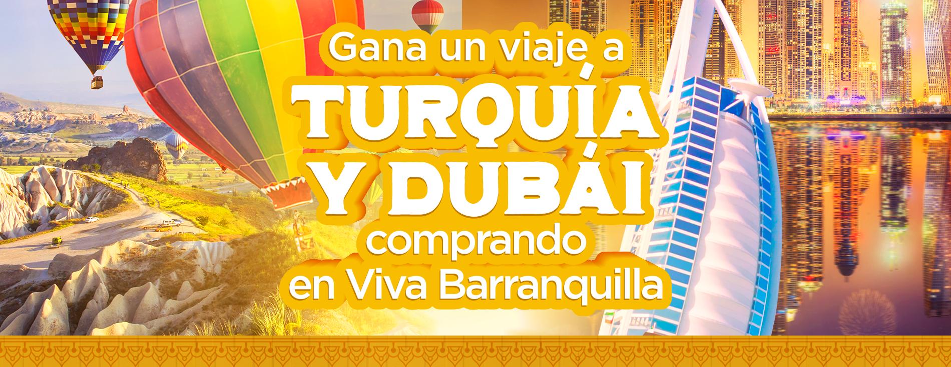 Dos destinos para dos corazones - Barranquilla