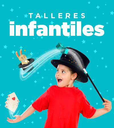 Talleres Infantiles - Barranquilla