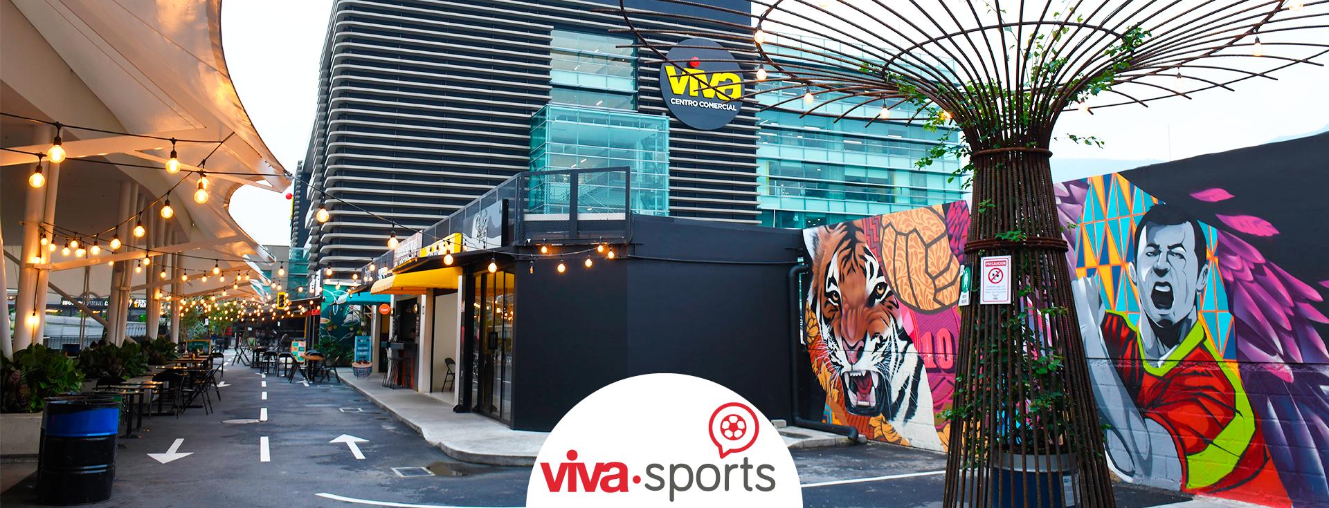 Viva sports - Envigado