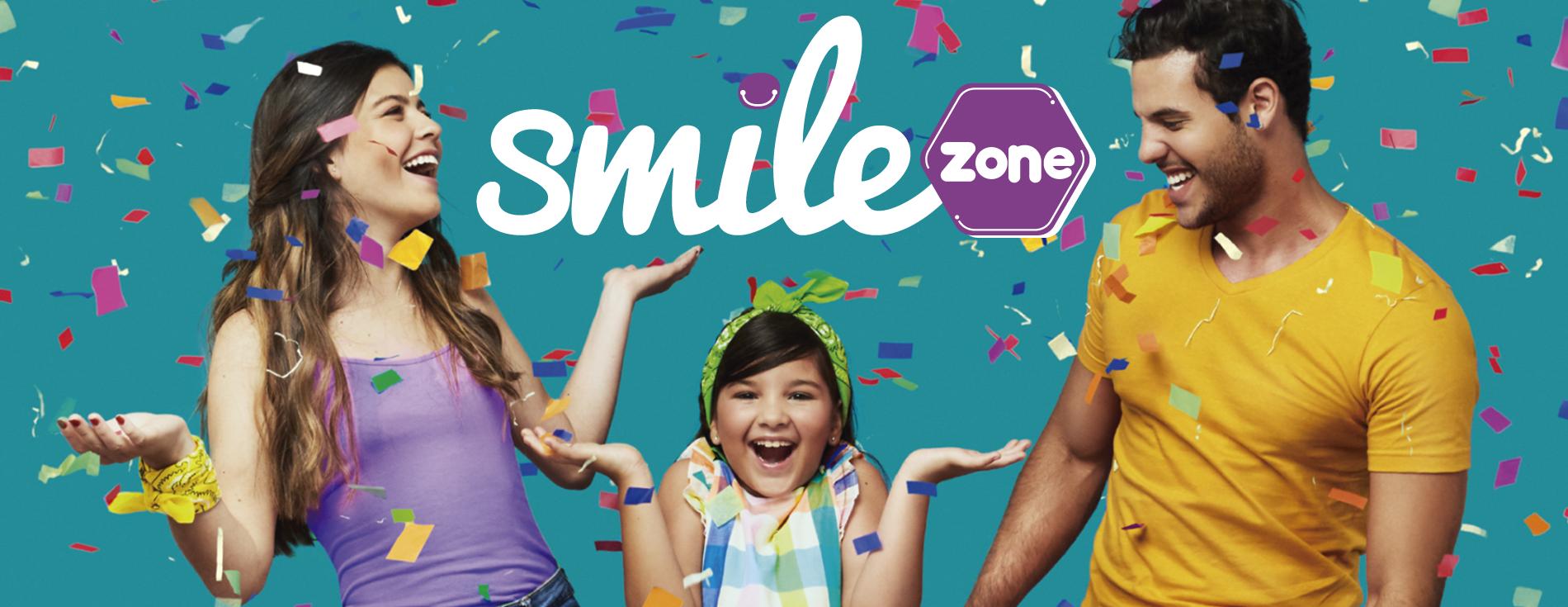 Luces, cámara, #SmileZone