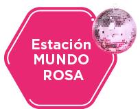 Estación mundo rosa