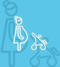 Celda para mujeres en embarazo