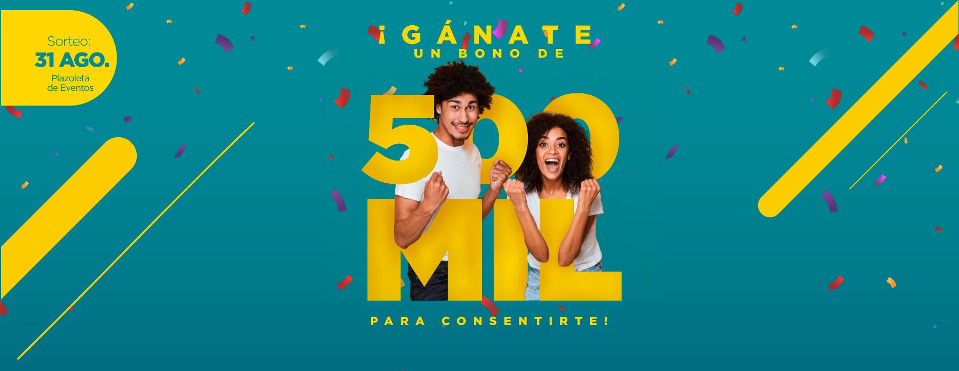 Bono de 500 mil - Buenaventura
