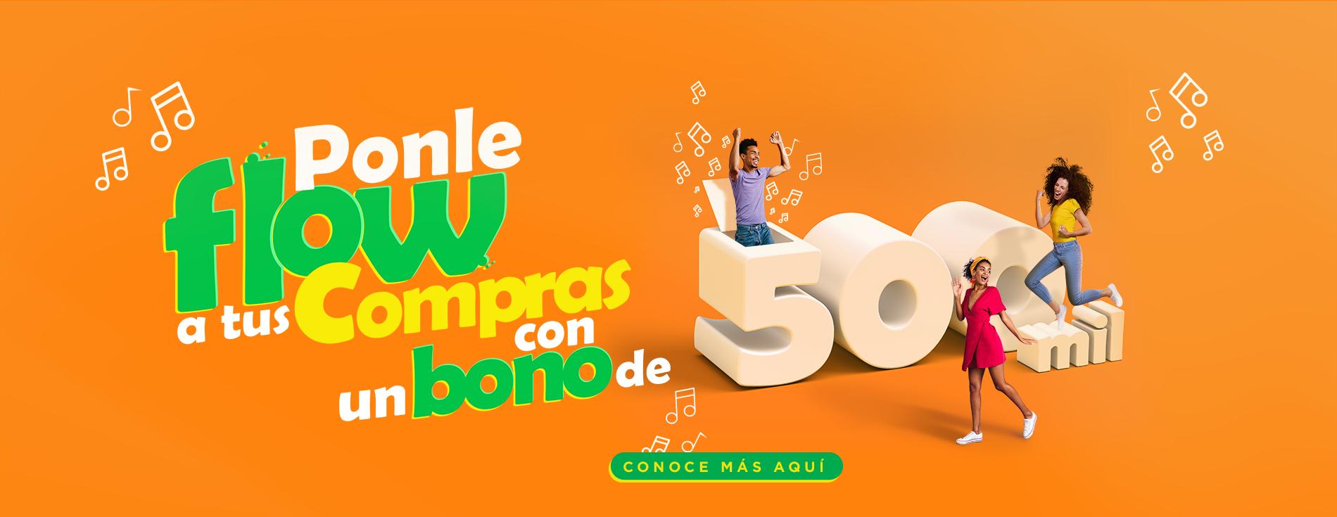 Ponle Flow a tus compras - Buenaventura