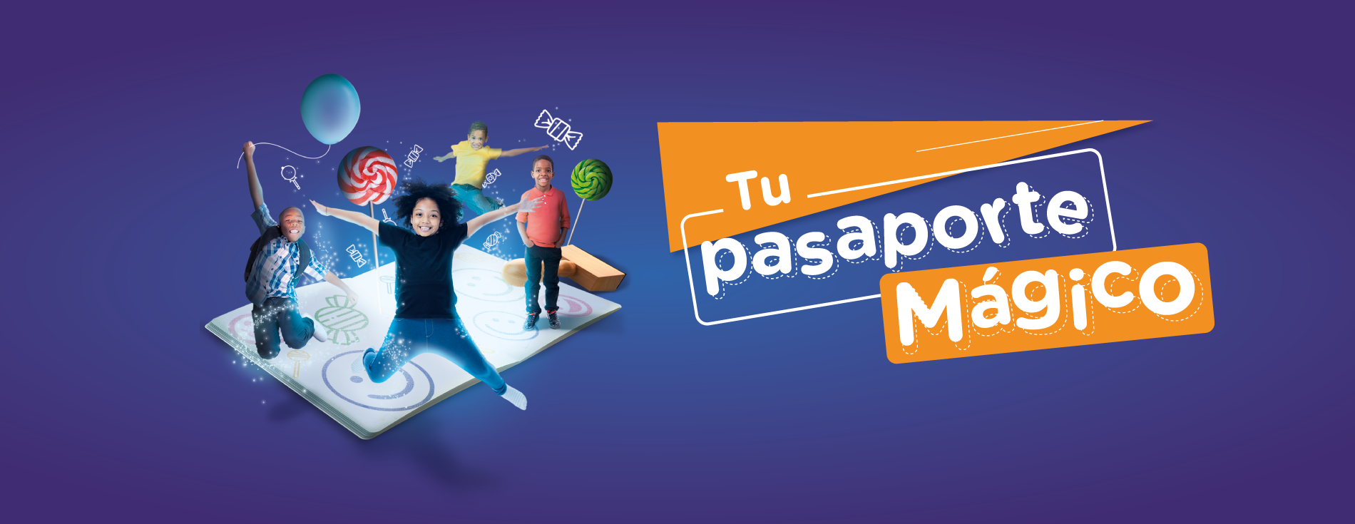 Tu pasaporte mágico - Buenaventura