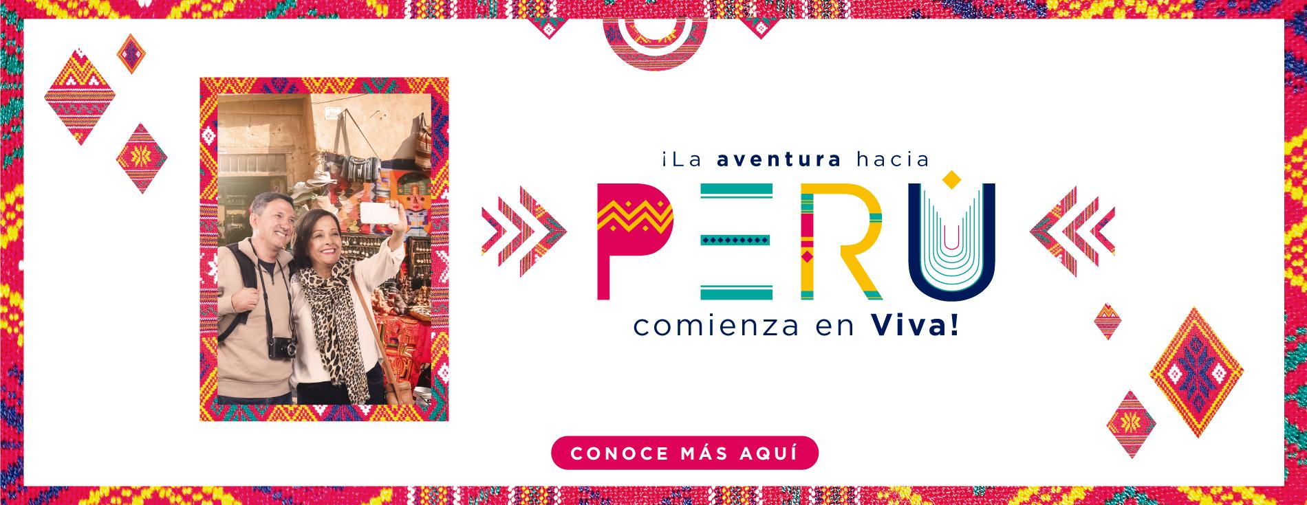 ¡La aventura al Perú comienza en viva! - Tunja