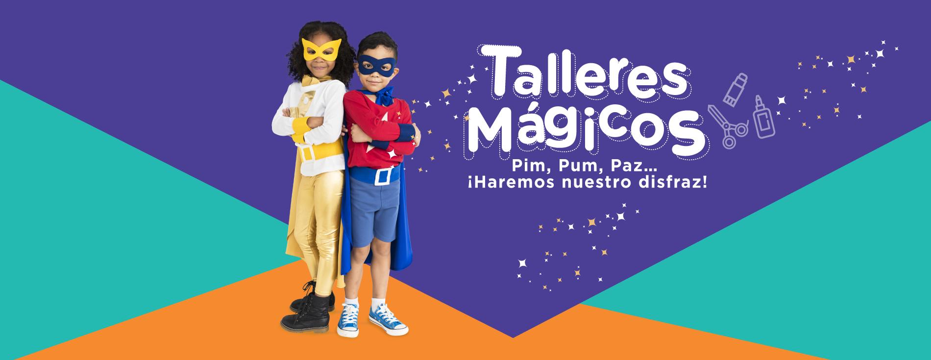 Talleres mágicos - Buenaventura