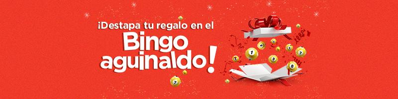 Bingo Aguinaldo - Buenaventura