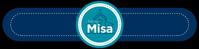 Santa misa