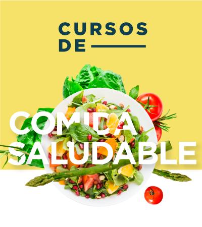 Cursos de comida saludable - Laureles