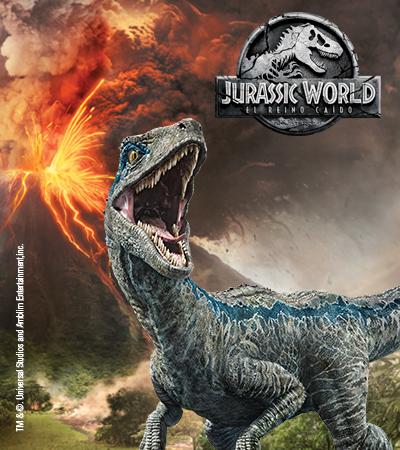 Jurassic World - Laureles