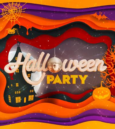 Halloween Party - Laureles