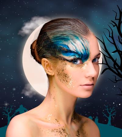 Maquillaje mágicus - Laureles