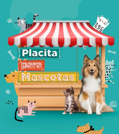 Placita de mascotas - Laureles
