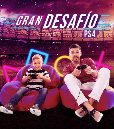 Tornero PS4 de fútbol - Laureles