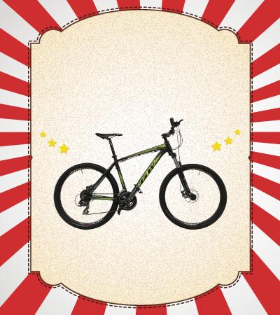 Gánate una bici todoterreno - La ceja