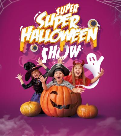 Súper súper Halloween show - Caucasia