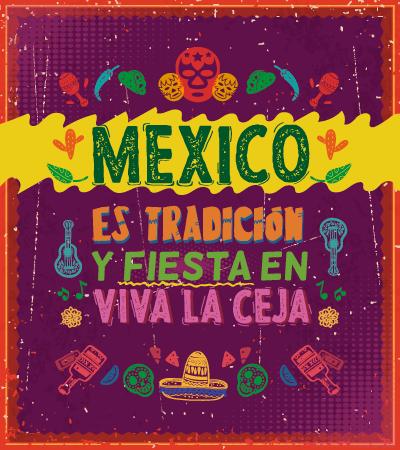 Agenda México - La ceja
