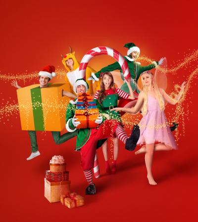 Desfilemos al ritmo de la Navidad - Envigado