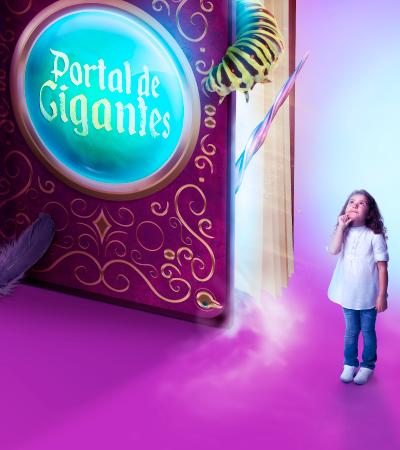 Portal de gigantes - Envigado