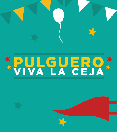 Pulguero - La ceja