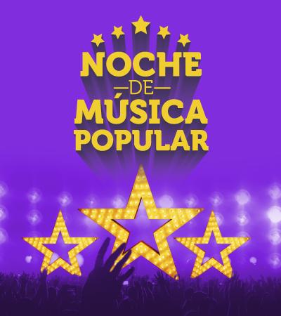 Noche de música popular - Buenaventura