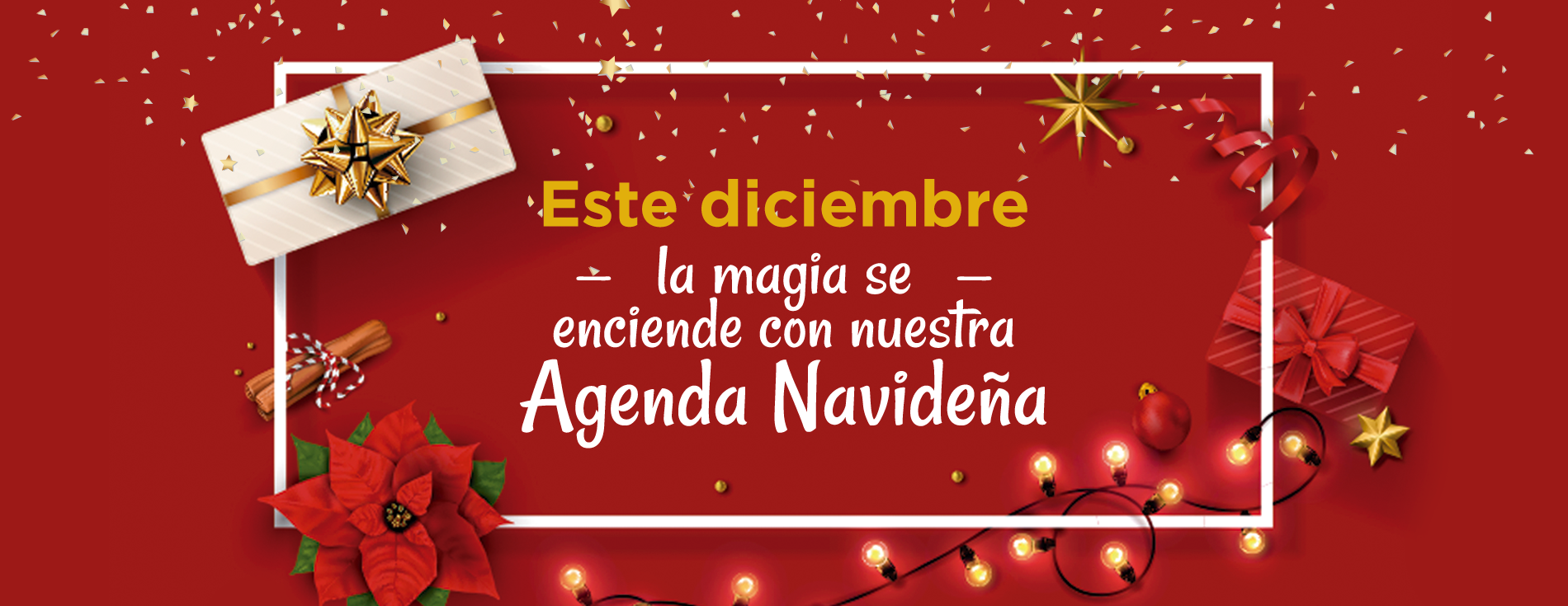 Agenda navideña - Tunja