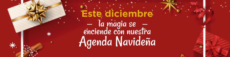 Agenda navideña