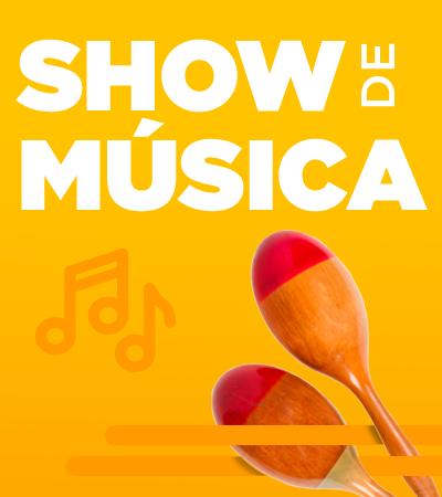 Show de música - Villavicencio