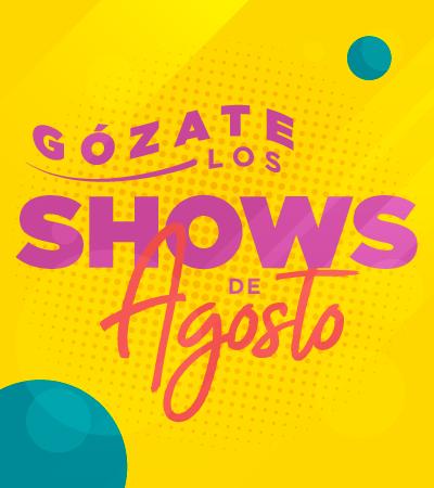 Shows - Villavicencio