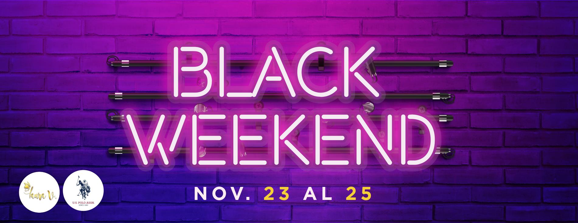 Black Weekend - Wajiira