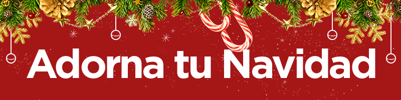Adorna tu Navidad